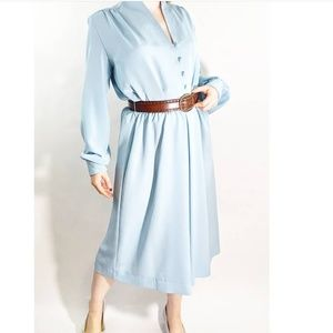 Rare Vintage Adolph Schuman For Lilli Ann Dress